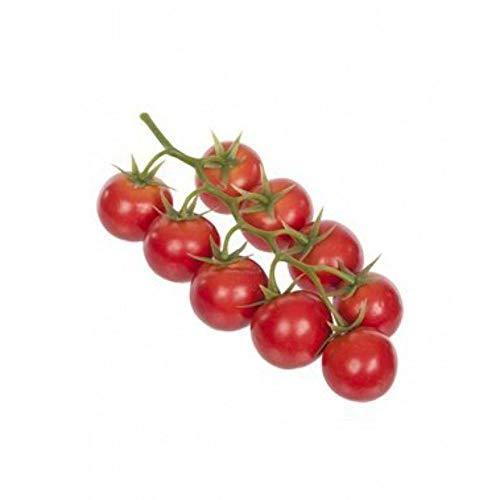 BHMA Ltd Künstliches Gemüse dekoratives Display – Kirschtomaten auf der Weinrebe