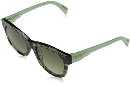 Just Cavalli Damen JC783S 55P 52 Sonnenbrille, Braun (Avana Colorata/Verde Grad)