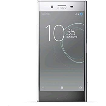 "Sony Xperia XZ Premium G8142 64GB Luminous Chrome, Dual Sim, 5.5"", GSM Unlocked International Model, No Warranty"