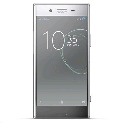 Sony Xperia XZ Premium G8142 64GB Luminous Chrome, Dual Sim, 5.5', GSM Unlocked International Model, No Warranty