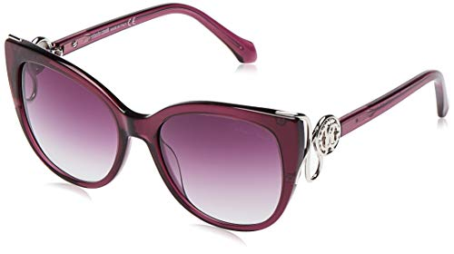 Roberto Cavalli Sunglasses Rc1063 81Z 54 Gafas de sol, Morado (Violeta), 54.0 para Mujer