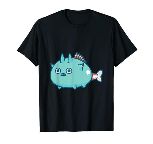 Axie Infinity Pet Fan Art Aquatic Class #1 Maglietta