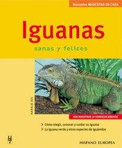 Iguanas (Mascotas en casa)