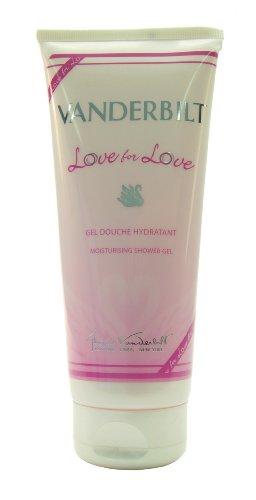 Vanderbilt Love for Love Duschgel, 200 ml