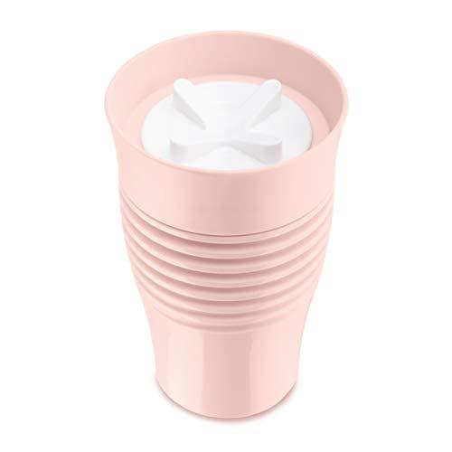 koziol 3797365 SAFE TO GO Thermobecher 400ml, Thermoplastischer Kunststoff