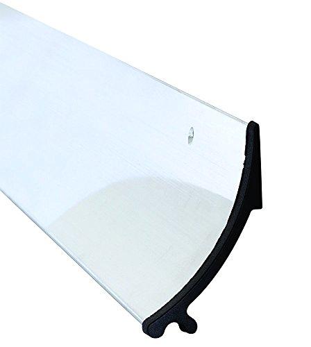 Stormguard 07sr0140914a 63–914mm SRD Regen Abweiser Wetter Drip Bar–Aluminium