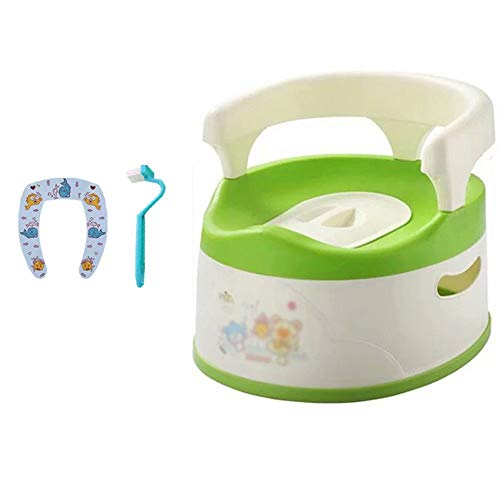 GG-home Potty Chair for Boys, Girls – Fun Baby Travel Toilet Trainer Converts from Bowl, Training Seat, to Step Stool Easy to Clean – Best for Parents, Toddlers,