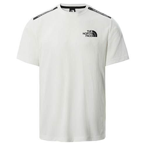 The North Face Mountain Athletics S/S Tee - Camiseta transpirable para hombre TNF White XL