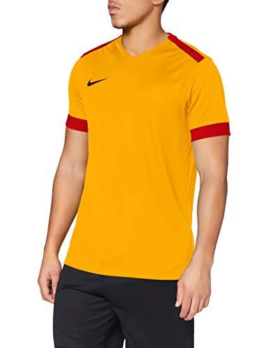 Nike Park Derby II SS, T-Shirt Uomo, Gold University Red/(Black), L