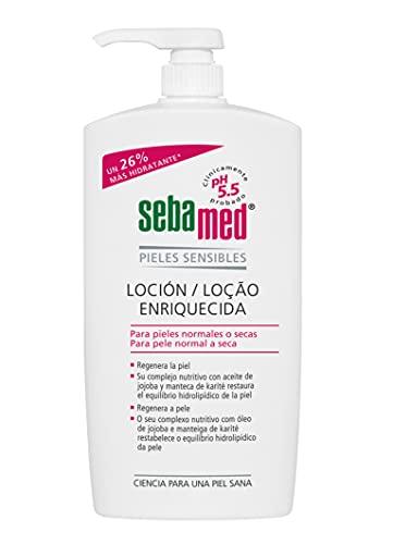Sebamed Crema Hidratante, 1000 ml