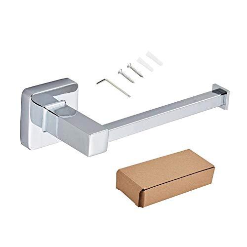 Porta rollos de cocina, Dispensador de toallas de papel debajo del gabinete, Porta toallas de papel de acero inoxidable Dispensador de película adhesiva de montaje en pared, Toallero de papel en rollo