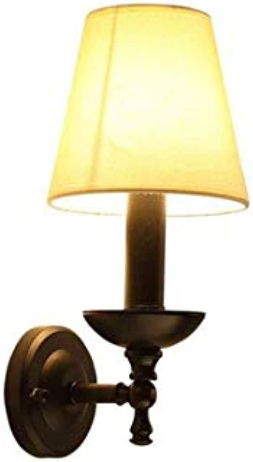 Led Wandleuchte Kronleuchterled Wall Light Chandelierwall Lighting In American Style Lounge The Bedroom Night Table Lamp