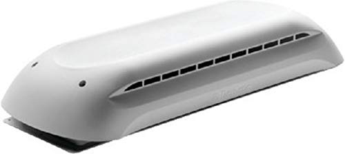 Dometic 3311236 Polar White Plastic Vent Roof