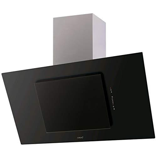 Cata 02157403 Dunstabzugshaube/Kaminhaube/120 cm/Anti Kondensationsfilter