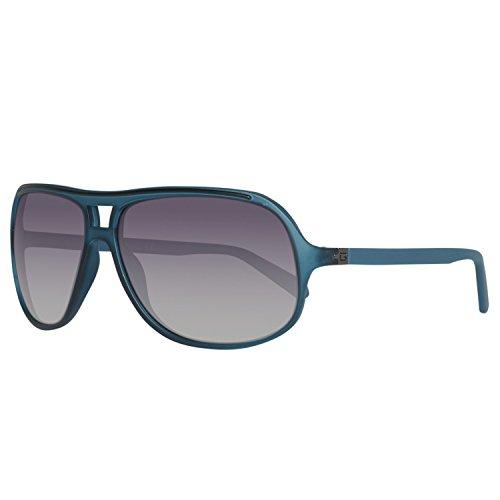 Guess Gu6877-6491b Gafas de sol, Azul (Blau), 64.0 para Hombre