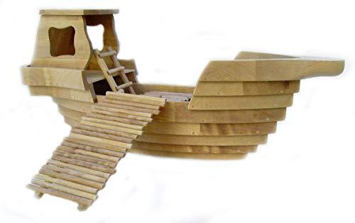 Große Arche Noah aus Holz