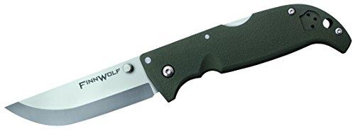 Cold Steel Erwachsene 308612 Einhandmesser, Grün (OD GREEN), 89mm