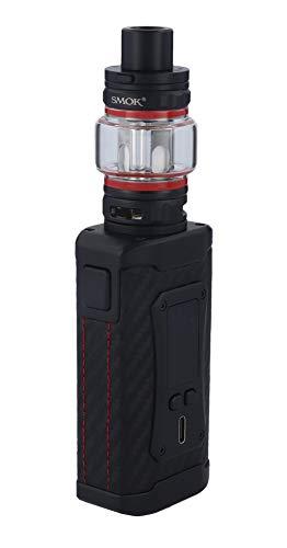Smok Morph 2 E Zigarette, mit 230 Watt Mod & TFV18 Tank 7,5ml, inkl. Mesh Heads - Farbe: schwarz-carbon