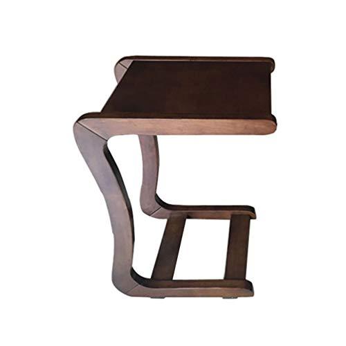 Mesa de centro Esquina de madera maciza pocos sofá cama Una china pocos muebles mesita de noche fiesta de mesa de café teléfono de escritorio pequeño ordenador perezoso Tablas de café pequeñas