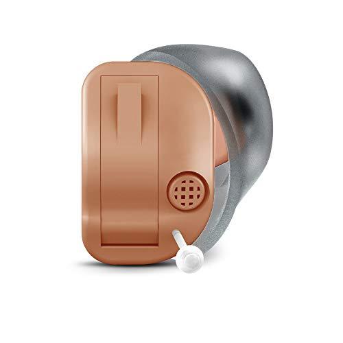 Vibe Mini8 ヴィーブ ミニ8 小型 電池長持ち リモートフィッティング機能搭載 補聴器 (左耳用) アプリ連携