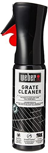Weber 17875 Grate Cleaner, Black, 5.0 cm*25.0 cm*8.0 cm