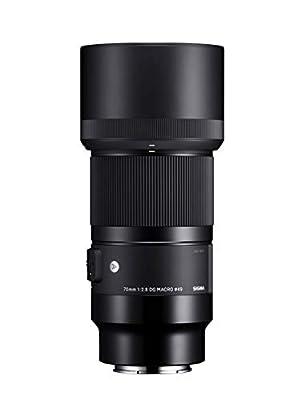 Sigma 271965 70mm F2.8 Art DG Macro for Sony E, Black by SIGMA