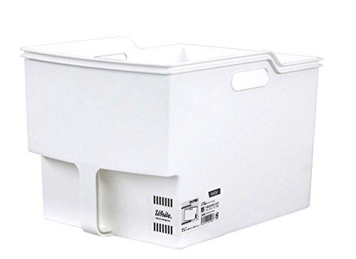不動技研 F40001 ホワイト吊り戸棚ボックスワイド F40001