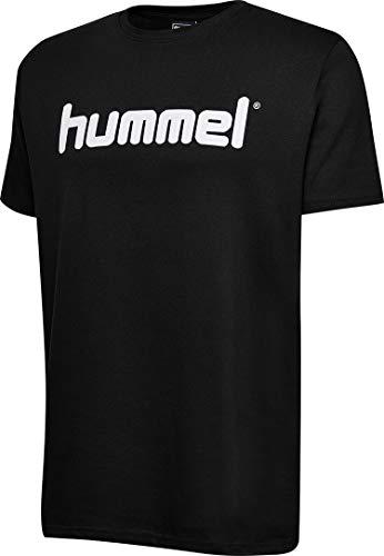 Hummel Male, Herren HMLGO Cotton Logo T-Shirt S/S