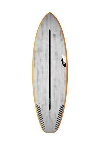 TORQ Tabla de surf ACT Prepreg PG-R 5.10 OrangeRail