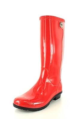 UGG Womens Shaye Tango Rain Boot - 6