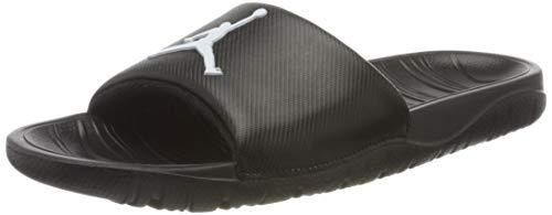 Nike Jordan Break Slide, Zapatillas de Gimnasio Hombre, Negro/Blanco, 42 EU