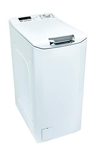 Hoover H-WASH 300 H3TC1062DACE/-84 Waschmaschine Toplader / 6 kg / 1000 U/Min / Power Care System / Gentle Touch Öffnungsmechanismus / All in One Programm / deutsche Bedienblende