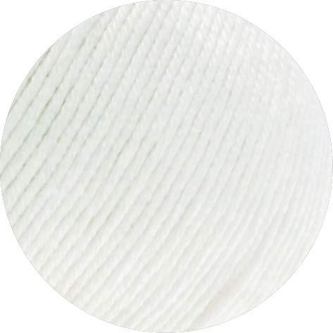 Lana Grossa Soft Cotton 10 - Weiß