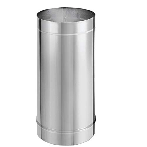 single wall chimney pipe - 1