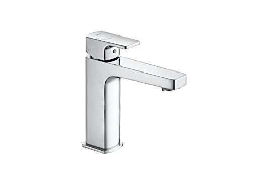 Roca L90 - grifo monomando para lavabo con caño mezzo y cuerpo...