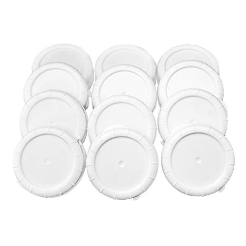 Replacement Caps for The Dairy Shoppe (24, 48 MM)