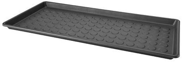 Ikea Alfombrilla Zapatos, Plástico de Polipropileno, Negro, 71x35x3 cm: Amazon.es: Hogar