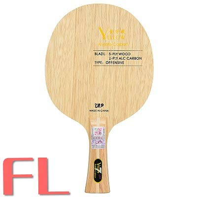 Why Should You Buy 729 Black Blue Yellow ALC Carbon Table Tennis Blade Offensive for Racket Ping Pon...