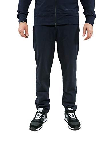Save The Duck Luxury Fashion Uomo DP175MRETYX00009 Blu Cotone Joggers | Autunno-Inverno 20