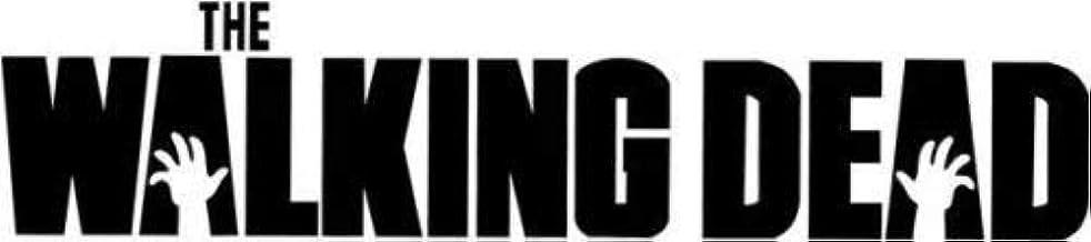 Walking Dead TV Show Zombies Vinyl Graphic Car Truck Windows Decor Decal Sticker - Die cut vinyl decal for windows, cars, ...