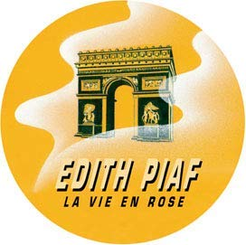 BRISA CD EDITH PIAF - LA VIE EN ROSE - edición de colecció
