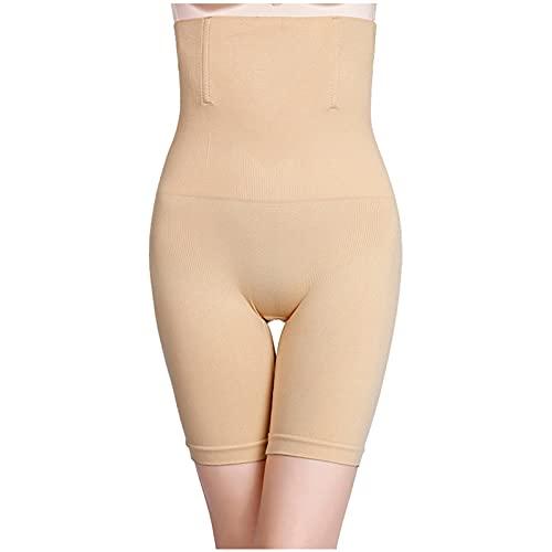 MOVERV Fajas de Mujer Corset Body Bragas Mujer Leggings Cortos Corsé Moldeador de Cintura Alta para Mujer Ropa Interior Bodysuit Abdomen y Cintura Faja Corsets Body Shaper Pantalones de Yoga