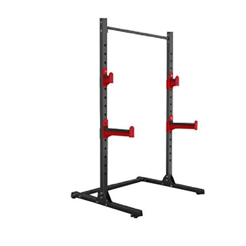 Commercial Home Gym Squat Rack - Multifunction with Pull Up Bar and Bench Press