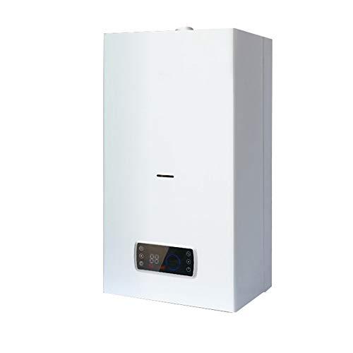 Stoge Instant-Gas-Warmwasserbereiter Wand-Erdgas-Warmwasserkessel zum Heizen & Waschverbrauch, LED-Anzeige, Kapazität 8,3L/20kW