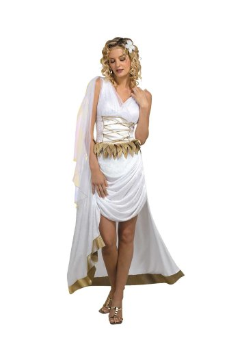 Disguise K309-002 - Venus Göttin der Schönheit Größe 38 (Größeninformation auf Verpackung: T2, Size 10/12, Size 38/40)