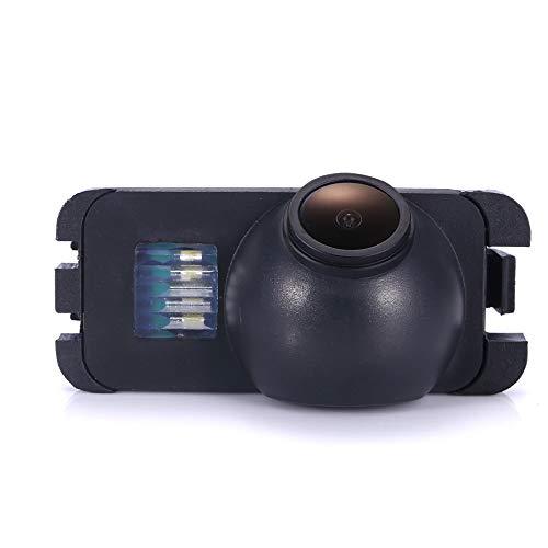 Vista posteriore luce targa per auto Macchina Fotografica di Retrovisione di HD d'inversione di Sostegno Telecamera posteriore per Ford Focus 2 MK2.5 Facelifted Hatchback/Mondeo MK4/C-MK4/Grand C-Max