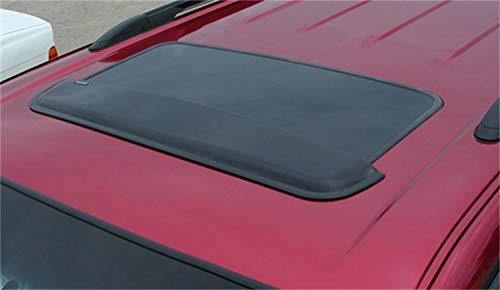 "Stampede 53002-2 36.5"" Universal Fit Wind Tamer Sunroof Deflector (Smoke)"