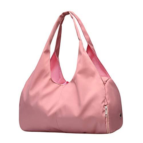 Calvinbi Taschen Damen Herren wasserdichte Nylon Canvas Große Kapazität Tasche Sportgepäck Tasche Reisetasche Umhängetasche Handtasche Einkaufstasche