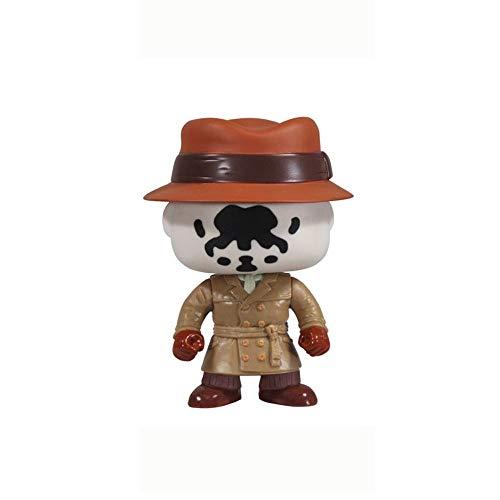 Lotoy Funko Pop Movie - Watchman Rorschach #24 Vinyl 3.75inch Figure Movie Derivatives Gift