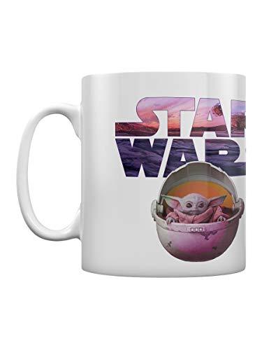 Star Wars The Mandalorian Baby Yoda Culla Tazza